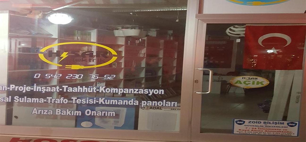 HİSAR ELEKTRİK